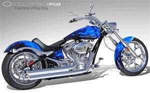 大狗Mastiff摩托车