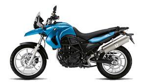 2009款宝马F650GS摩托车