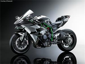 川崎H2 Street摩托车