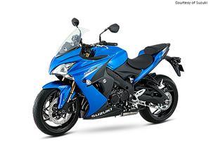 铃木GSX-S1000F ABS摩托车