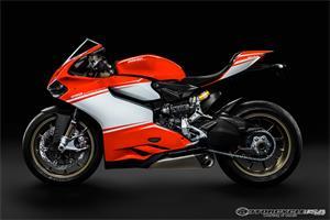 杜卡迪1199 Superleggera摩托车