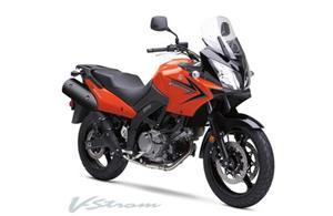 铃木V-Strom 650摩托车车型图片视频