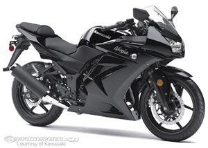 川崎Ninja 250R摩托车车型图片视频