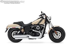 2014款哈雷戴维森Dyna Fat Bob - FXDF摩托车