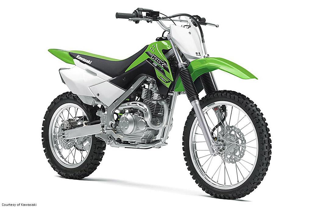 川崎KLX140L摩托车
