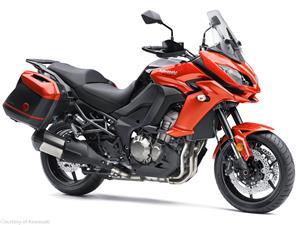 川崎Versys 1000 LT摩托车