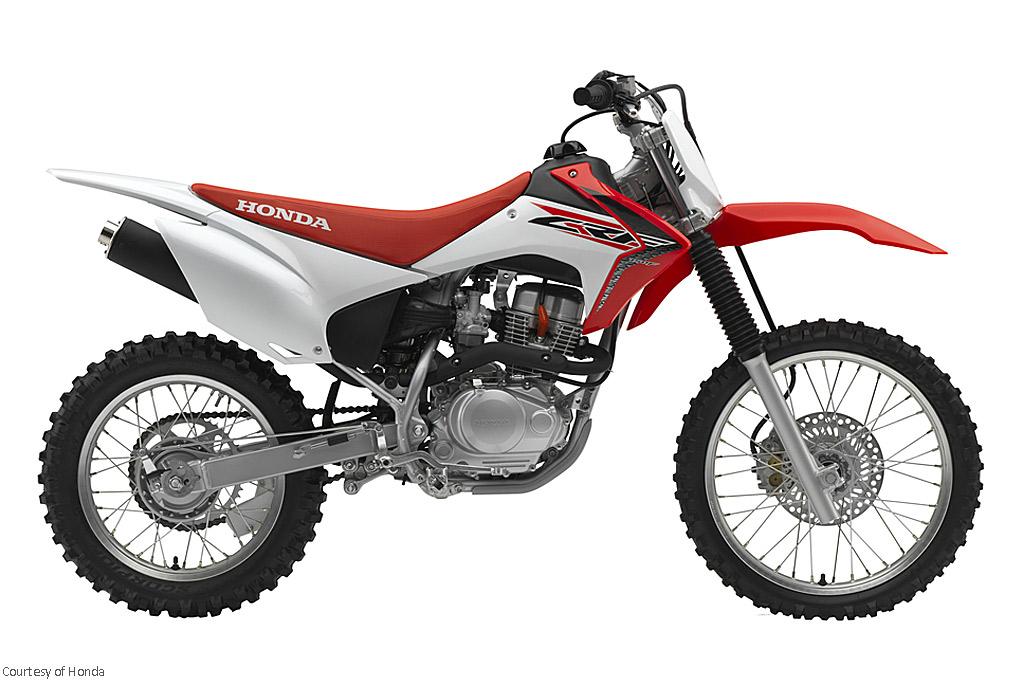 2016款本田CRF150F摩托车