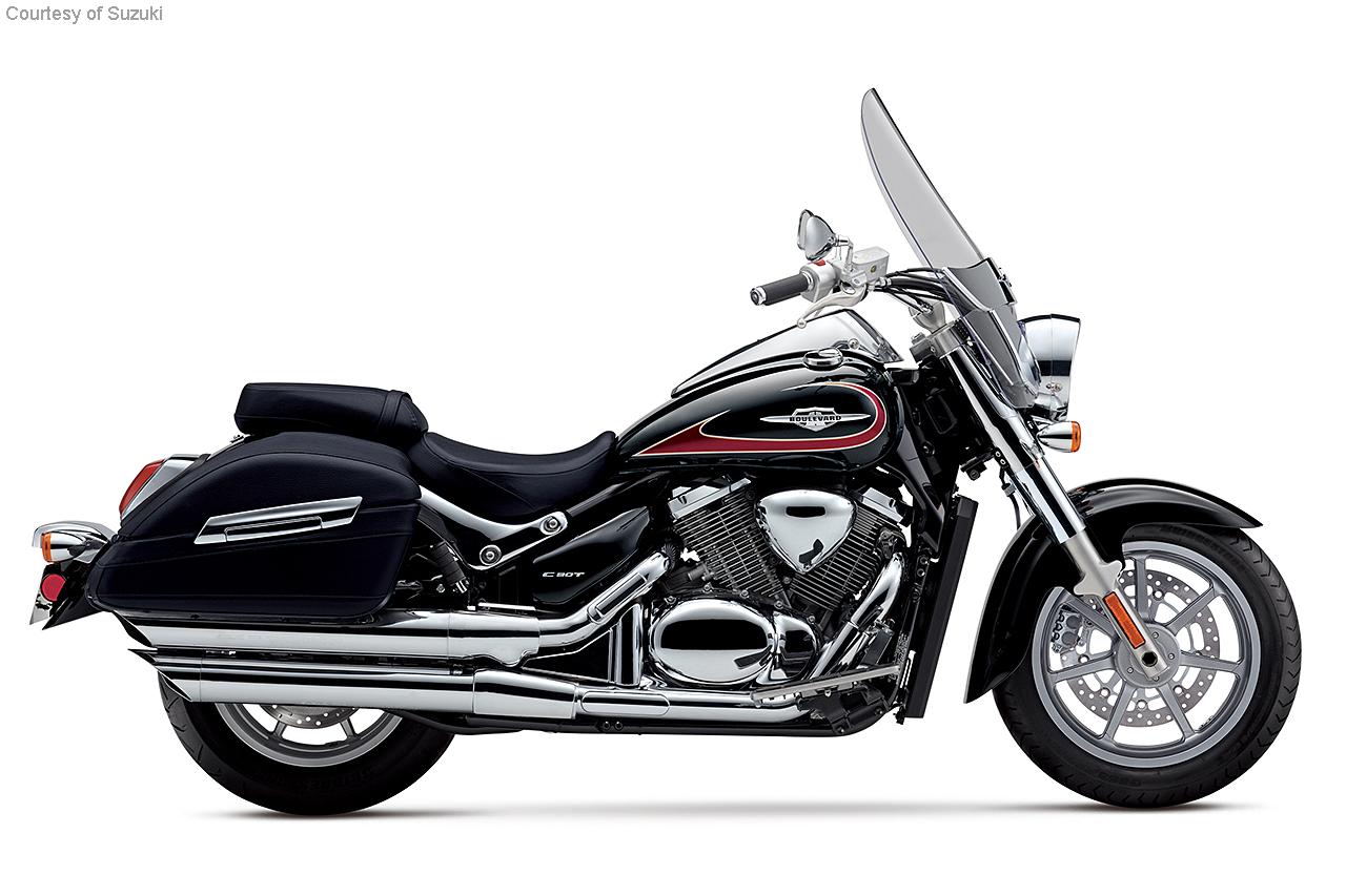 鈴木Boulevard C90T摩托車