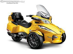 庞巴迪Spyder RT-S摩托车