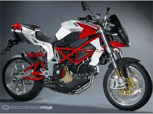 比摩塔DB6R摩托车