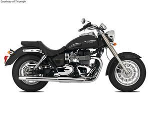 凯旋America摩托车