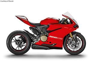 杜卡迪1199 Panigale R摩托车
