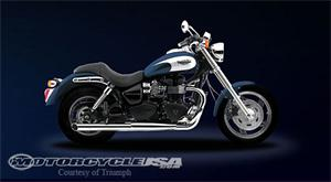 凯旋Speedmaster 900摩托车