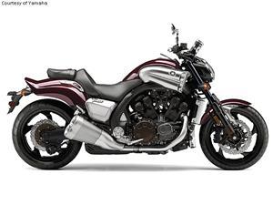 雅马哈V-Max摩托车
