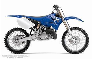 2010款雅马哈YZ250